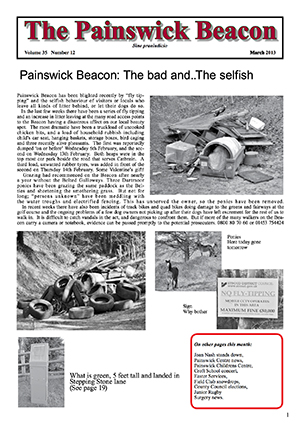 Painswick Beacon March 2013 Edition