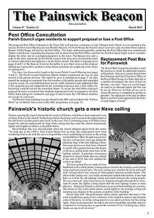 Painswick Beacon March 2015 Edition